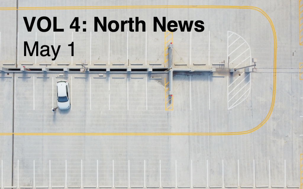 VOL 4: North News May 1