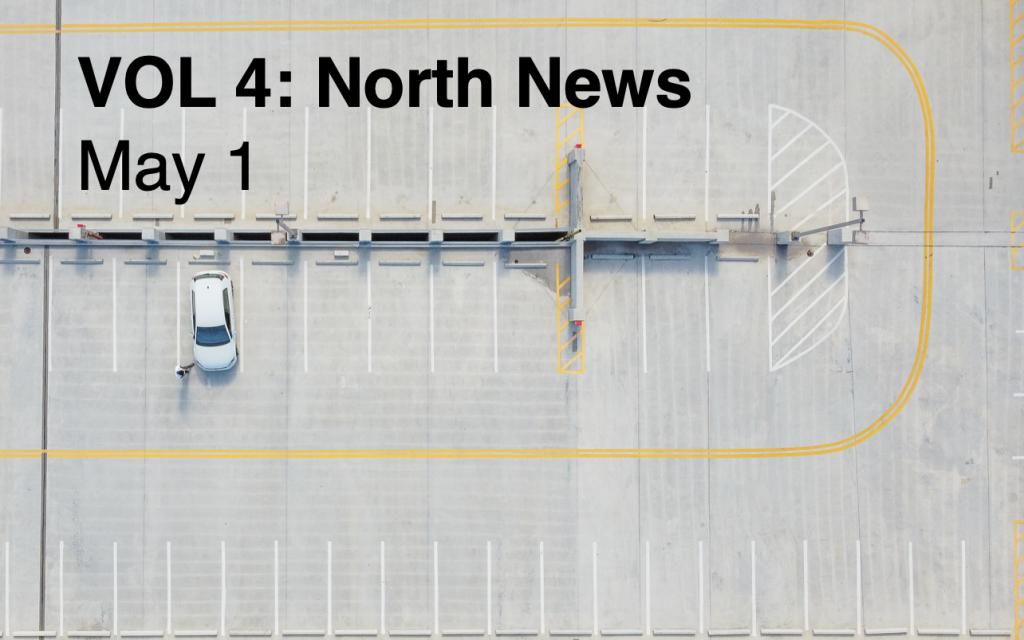 VOL 4: North News May 1